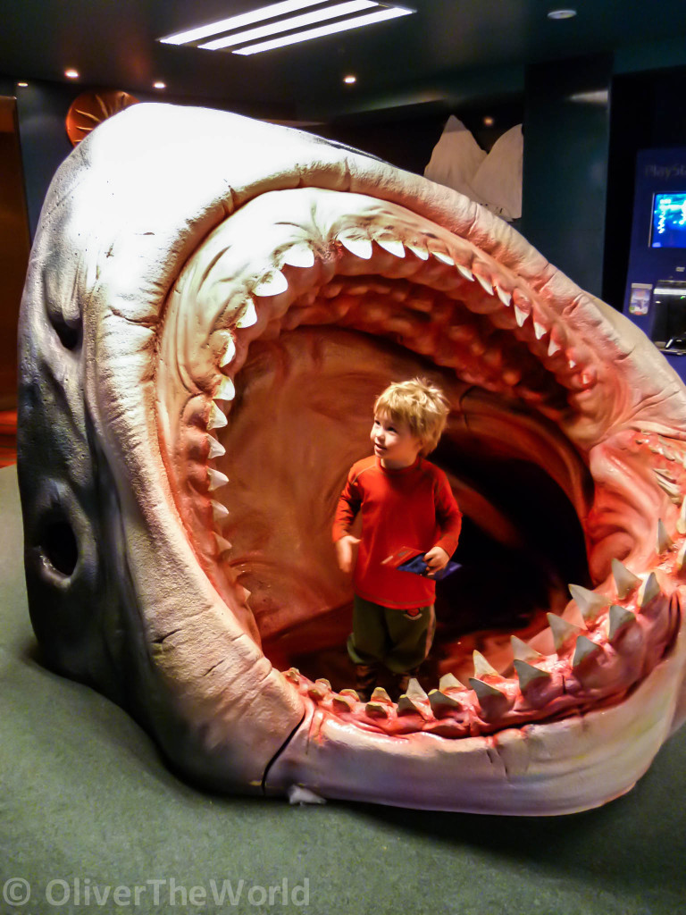 Giant Shark Mouth