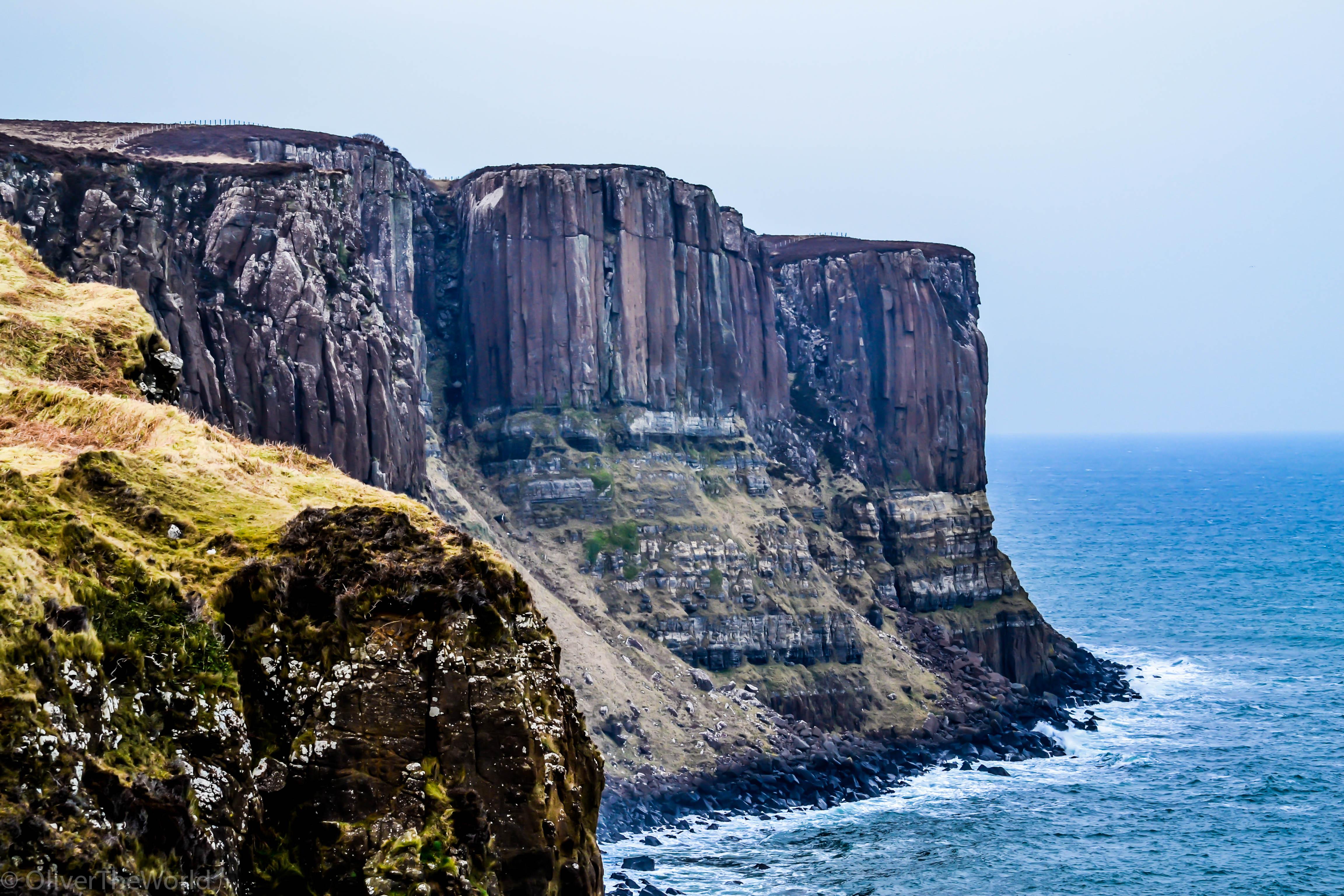 OliverTheWorld Over the Sea to Skye Isle of Skye Scotland