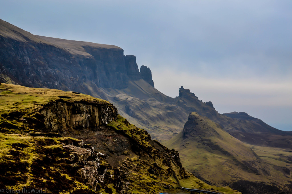 Quiraing at the Pass