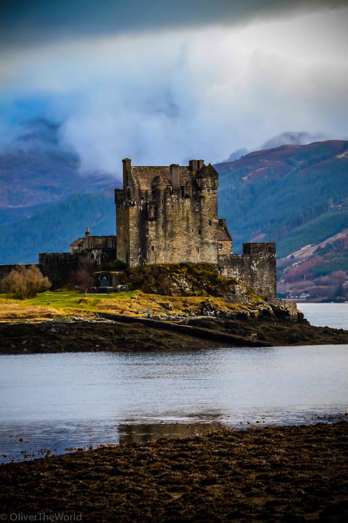 Eilean Donan: Corner of Three Lochs