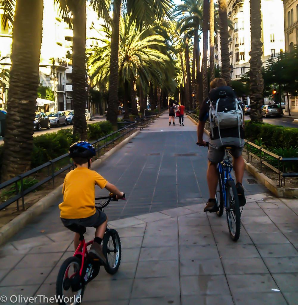 Valencian Bike Rides