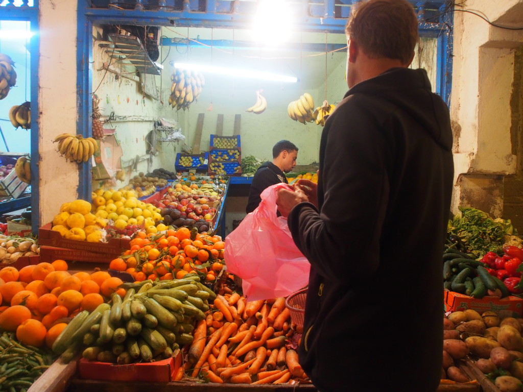 Essaouira Veg Stop